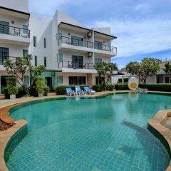 Отель Pool Access 89 at Rawai 3* Люкс с различными типами кроватей фото 9