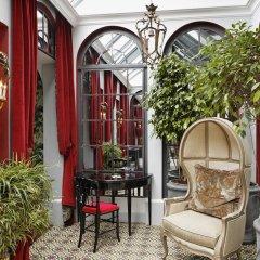 Отель Saint James Paris 5* Полулюкс с различными типами кроватей фото 10