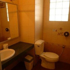 Отель Sun Smile Lodge Koh Tao Таиланд, Остров Тау - отзывы, цены и фото номеров - забронировать отель Sun Smile Lodge Koh Tao онлайн ванная фото 2