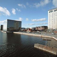 Отель Danhostel Copenhagen City - Hostel Дания, Копенгаген - 1 отзыв об отеле, цены и фото номеров - забронировать отель Danhostel Copenhagen City - Hostel онлайн приотельная территория фото 2