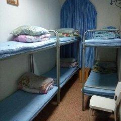 Хостел Апельсин Кровать в общем номере с двухъярусной кроватью фото 6