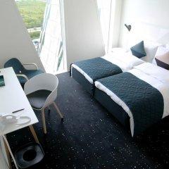 AC Hotel by Marriott Bella Sky Copenhagen 4* Стандартный номер с 2 отдельными кроватями фото 4