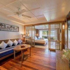 Отель Katathani Phuket Beach Resort 5* Люкс Премиум с различными типами кроватей фото 3