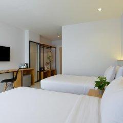 Отель Ruenthip Residence Pattaya 4* Улучшенный номер с 2 отдельными кроватями фото 6