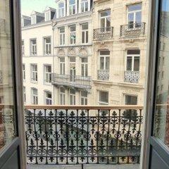Апартаменты Dominicains Apartments Брюссель балкон