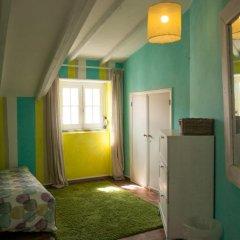 Отель Ericeira Surf Camp 2* Стандартный номер двуспальная кровать фото 2