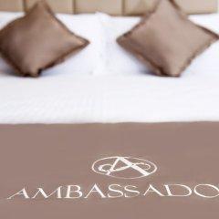 Отель Амбассадор 4* Стандартный номер с различными типами кроватей фото 6