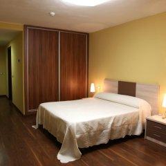 Hotel Santuario De Sancho Abarca Аблитас комната для гостей