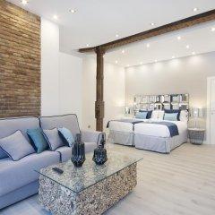 Habitat Suites Gran Vía 17 Hotel 4* Студия с различными типами кроватей