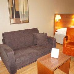 Marché Rygge Vest Airport Hotel 3* Стандартный номер с различными типами кроватей фото 5