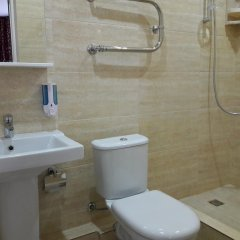 Гостиница Веста ванная фото 2