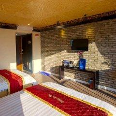 Phuong Nam Mountain View Hotel 3* Стандартный номер с различными типами кроватей фото 24