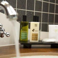 Отель Fontaines Du Luxembourg Париж ванная фото 2