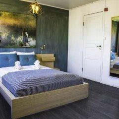 Lillehammer Turistsenter Budget Hotel комната для гостей фото 3