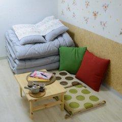 Отель I'm Green House 3* Стандартный номер с различными типами кроватей фото 8
