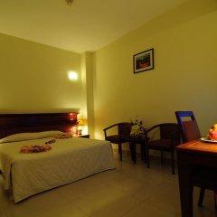 Phuoc Loc Tho 2 Hotel 2* Улучшенный номер с различными типами кроватей фото 2