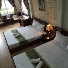 Sunny B Hotel 2* Стандартный семейный номер с двуспальной кроватью фото 4