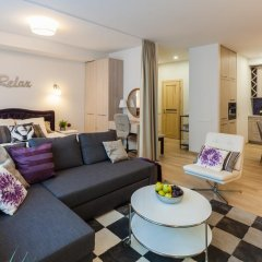 Отель Raugyklos Apartamentai Улучшенные апартаменты фото 16