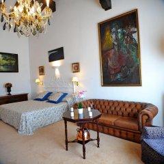 Отель San Román de Escalante 4* Улучшенный номер с различными типами кроватей фото 5