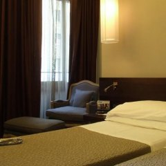 Отель Re Di Roma 3* Стандартный номер фото 3
