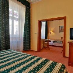 Best Western Plus Hotel Meteor Plaza 4* Стандартный номер с разными типами кроватей фото 9