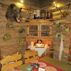 Гостиница Green Forest Club развлечения