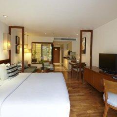 Отель Woodlands Suites Serviced Residences 4* Студия с различными типами кроватей