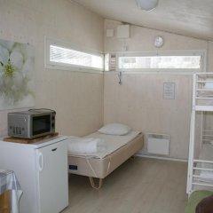 Отель Rastila Camping Helsinki удобства в номере