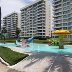 Отель Condominio Mayan Island Playa Diamante детские мероприятия