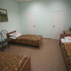 Гостиница Guest House Beryoza Стандартный семейный номер с разными типами кроватей (общая ванная комната) фото 2