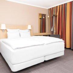 NH Zürich Airport Hotel 4* Стандартный номер с различными типами кроватей фото 3