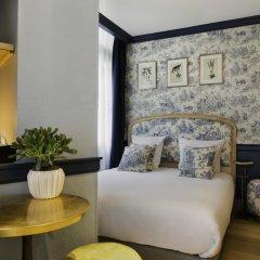 Отель Hôtel de Neuve Le Marais by Happyculture 3* Стандартный номер с двуспальной кроватью фото 7