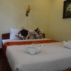 Отель Villa Somphong 2* Стандартный номер с двуспальной кроватью фото 4