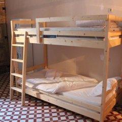 1878 Hostel Faro Кровать в общем номере с двухъярусной кроватью фото 11
