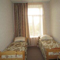Гостиница Terem'OK na Obvodnom Стандартный номер с 2 отдельными кроватями (общая ванная комната) фото 4