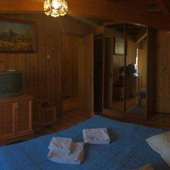Гостиница Smerekova Khata Полулюкс разные типы кроватей фото 11