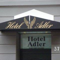 Hotel Adler развлечения