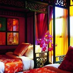 Shanghai Mansion Bangkok Hotel 4* Улучшенный номер с различными типами кроватей фото 12