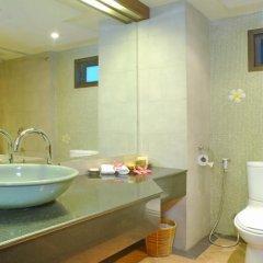 Отель Samui Sense Beach Resort 4* Улучшенный номер с различными типами кроватей фото 4