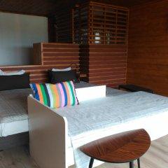 Отель PenichePraia - Bungalows, Campers & Spa комната для гостей