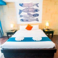 Отель Sea Breeze Jomtien Resort 4* Улучшенный номер с различными типами кроватей фото 6