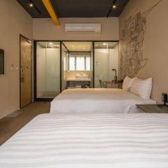 Cho Hotel 3* Номер Делюкс с различными типами кроватей фото 8