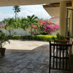 Отель Guest House Villa Mishkan Ямайка, Ранавей-Бей - отзывы, цены и фото номеров - забронировать отель Guest House Villa Mishkan онлайн балкон
