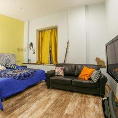 Мини-отель Богемия 3* Улучшенный номер двуспальная кровать фото 4