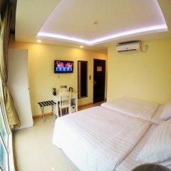 Отель The Melrose 3* Номер Делюкс с 2 отдельными кроватями фото 2