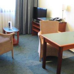 Отель County House Of Brussels Брюссель удобства в номере