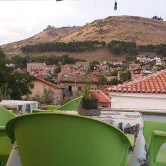 Pergamon Pension Турция, Дикили - отзывы, цены и фото номеров - забронировать отель Pergamon Pension онлайн балкон
