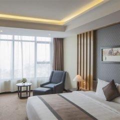 Отель Muong Thanh Luxury Buon Ma Thuot 4* Номер Делюкс с двуспальной кроватью