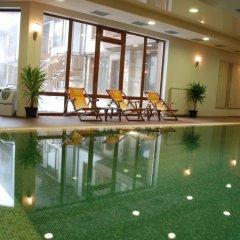 Отель Adeona SKI & SPA Болгария, Банско - отзывы, цены и фото номеров - забронировать отель Adeona SKI & SPA онлайн бассейн фото 3