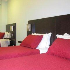 Отель Residencial Faria Guimarães Стандартный номер разные типы кроватей фото 4